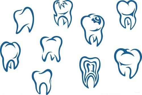 种植牙齿的步骤