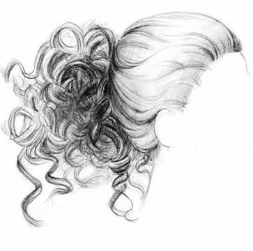 教你如何将发型打理的更蓬松