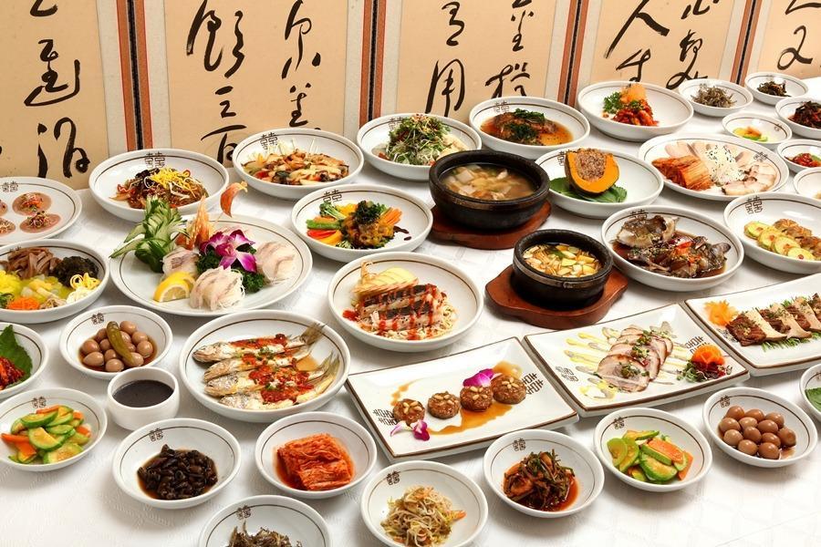 韩国特色美食之韩定食