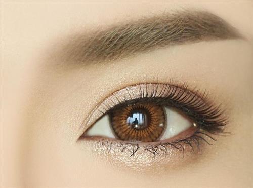 半永久素描眼睛画法步骤图片
