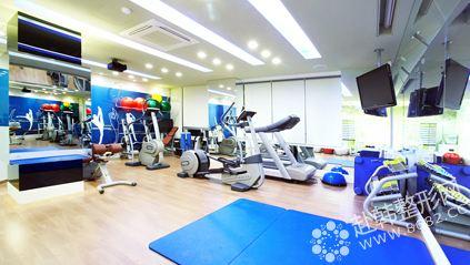巴诺巴奇健身设施