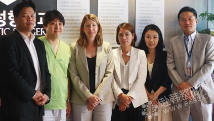 TL整形外科医院 与国外专家进行活动交流