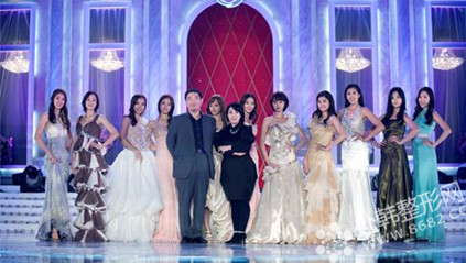 韩国2010超级模特选拔大赛