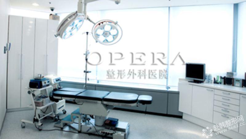 opera整形外科医院手术室