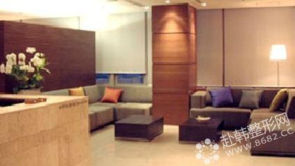 韩国美谈美容整形外科大厅