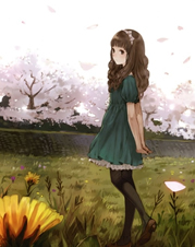 森女针织衫场景搭 日系甜美腻翻天
