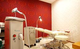 轮廓整形术后护理室