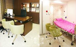 LH整形外科 医生办公室及康复室