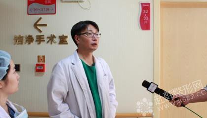 中国电视节目采访
